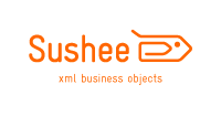 Sushee logo et baseline